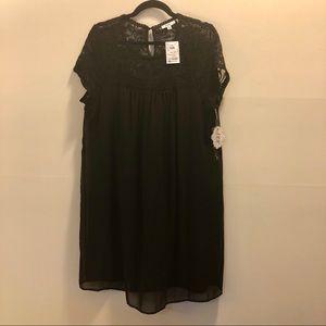Black Swing Dress size 1X